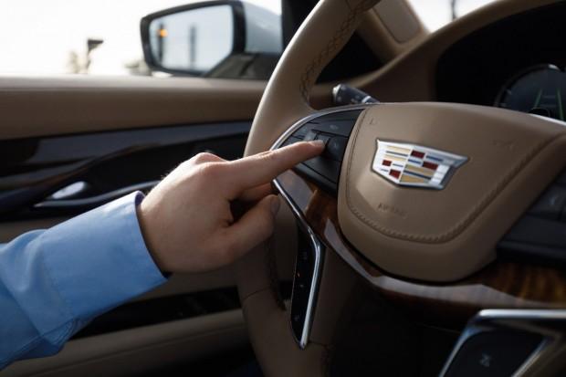 Cadillac CT6 (Bild: Cadillac)