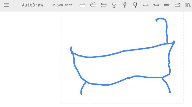Autodraw: Googles neues Malprogramm verbessert klägliche Zeichnungen -