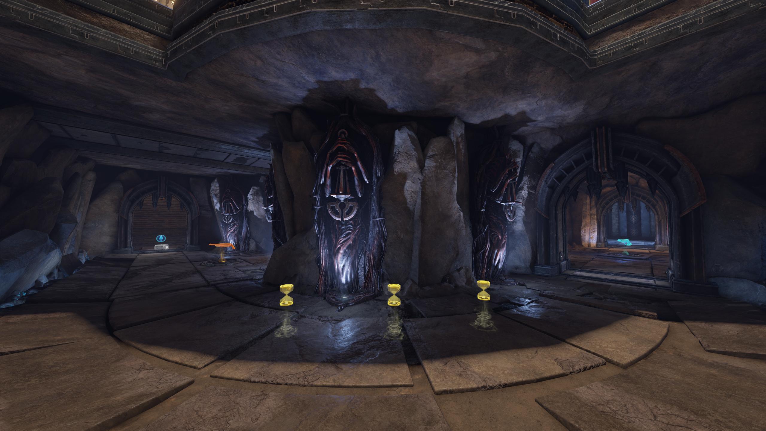 Quake Champions angespielt: Wie früher - aber eben auch ein bisschen anders - Quake Champions, Blood Covenant (Screenshot: Bethesda)