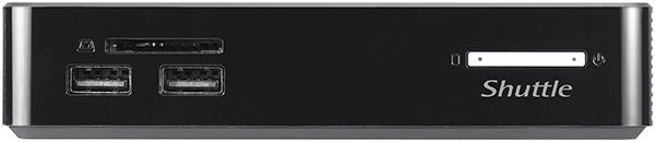 XPC Nano: Shuttle bringt zwei günstige Minirechner auf Android-Basis - Shuttle NS02E (Bild: Shuttle)