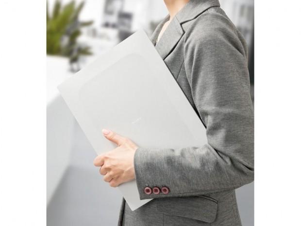 Sonys neuer Riesen-E-Reader, der DPT-RP1 (Bild: Sony)