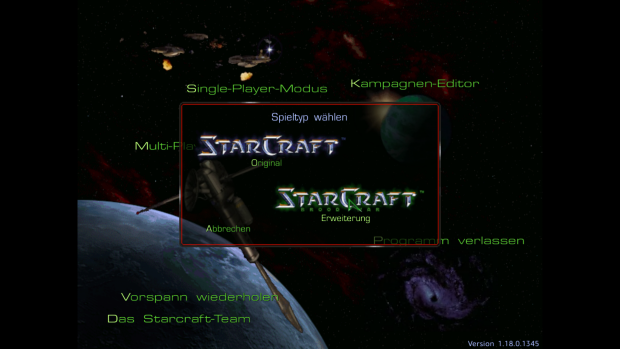 Starcraft (Screenshot: Golem.de)