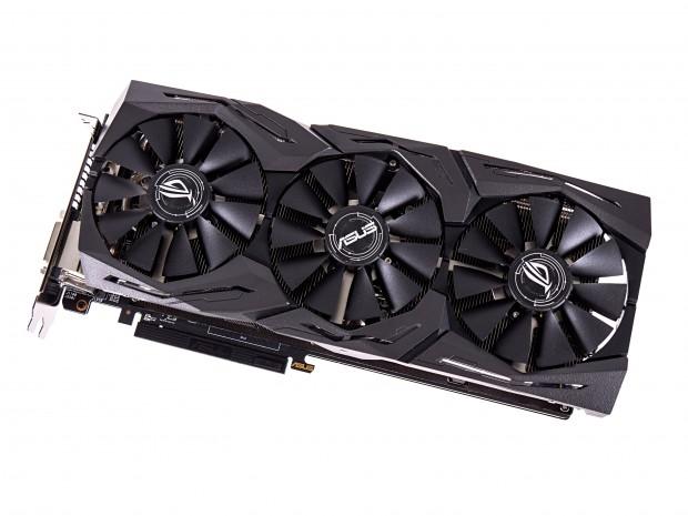 Asus Radeon RX 580 ROG Strix 8G (Foto: Martin Wolf/Golem.de)