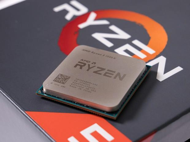 AMDs Ryzen 5 1500X (Foto: Martin Wolf/Golem.de)