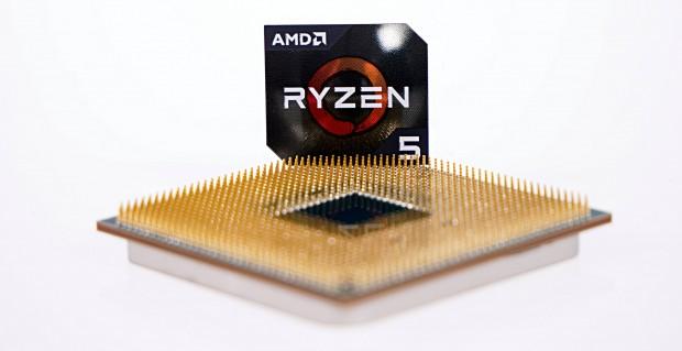 AMDs Ryzen 5 1600X (Foto: Martin Wolf/Golem.de)