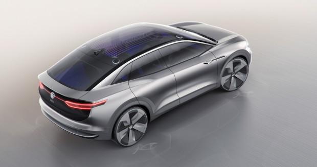 Volkswagen I.D. Crozz (Bild: VW)