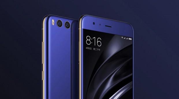 Das neue Mi 6 von Xiaomi (Bild: Xiaomi)