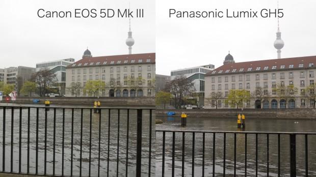 Vergleich der Bildschärfe bei Full-HD (Standbild: Martin Wolf/Golem.de)