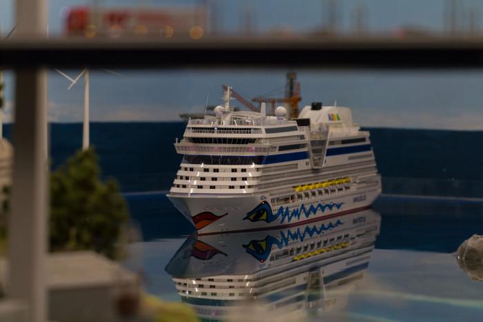 Nur die Schiffe haben sich lange der Steuerung durch Software widersetzt. (Foto: Werner Pluta/Golem.de)
