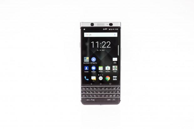 Blackberry Keyone (Bild: Martin Wolf/Golem.de)