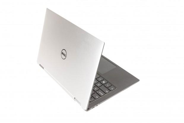 Der Deckel mit Dell-Logo ist wieder aus Aluminium. (Bild: Martin Wolf/Golem.de)