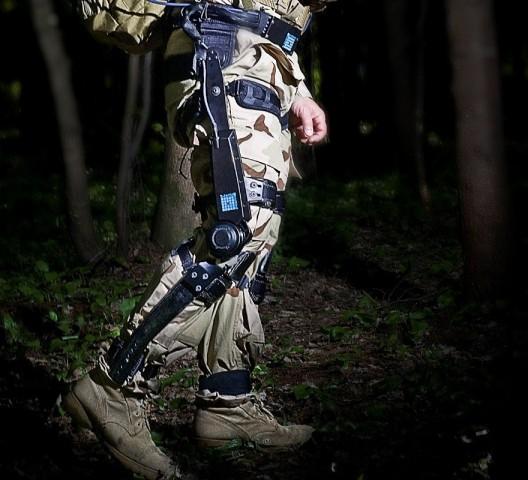 FORTIS-Knee-Stress-Release-Gerät (K-SRD) (Bild: Lockheed Martin)