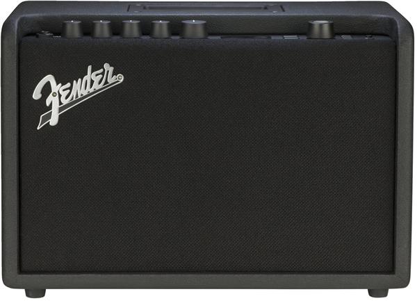 Mustang GT: Fender zeigt seine ersten vernetzten Gitarrenverstärker - Das kleinste Modell der neuen Amp-Serie, der Mustang GT 40 (Bild: Fender)