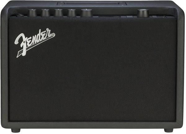 Das kleinste Modell der neuen Amp-Serie, der Mustang GT 40 (Bild: Fender)