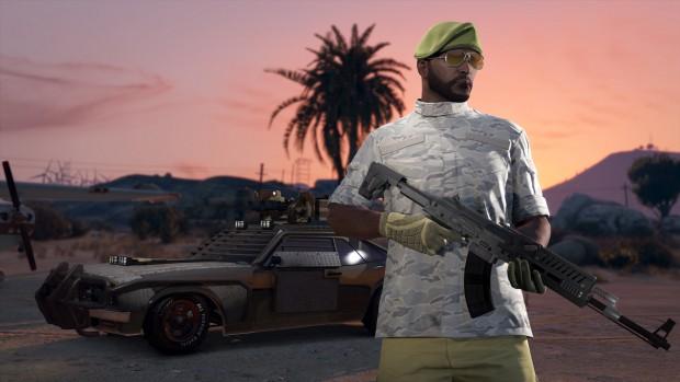 Gunrunning für GTA 5 (Bild: Rockstar Games)