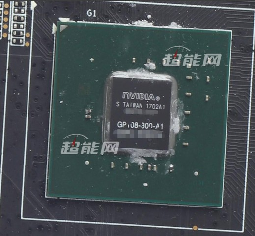 GP108-Chip (Foto: Expreview)