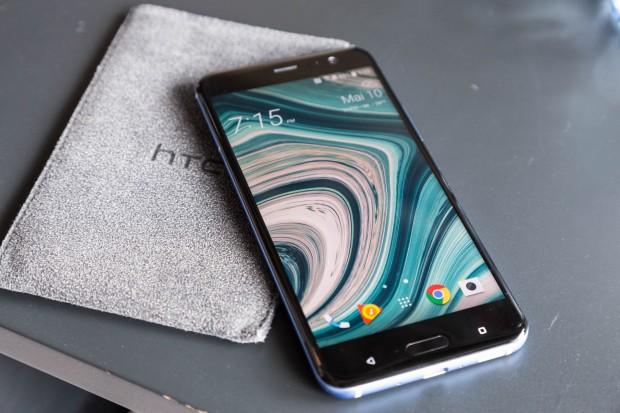 Das neue U11 von HTC (Bild: Martin Wolf/Golem.de)