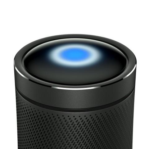 Invoke - smarter Lautsprecher mit Microsofts Cortana (Bild: Harman Kardon)