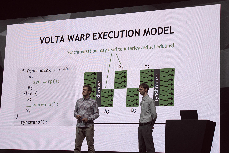 """Nvidias GV100-Chip: """"Wir sind am Limit des technisch Möglichen"""" -"""