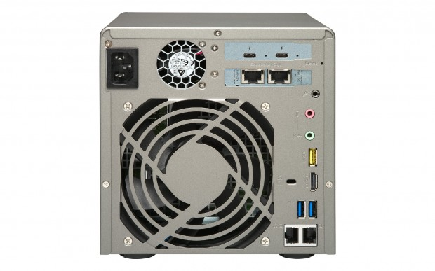 QNAP TVS-882ST3 (Bild: QNAP)
