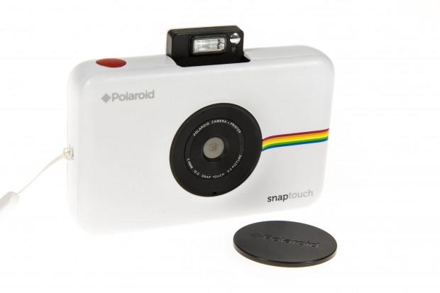 Die Polaroid Snap Touch (Bild: Martin Wolf/Golem.de)