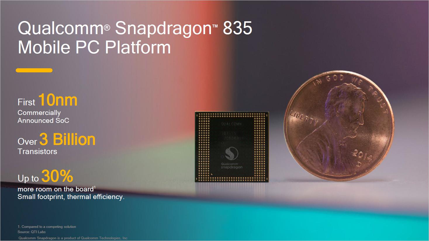 Always Connected PC: Windows 10 on ARM soll Intels x86-Ultrabooks übertreffen -