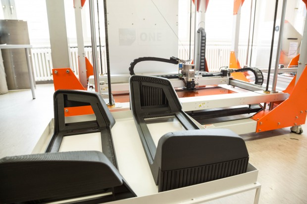 Kopfstützen aus dem 3D-Drucker (Bild: Martin Wolf/Golem.de)
