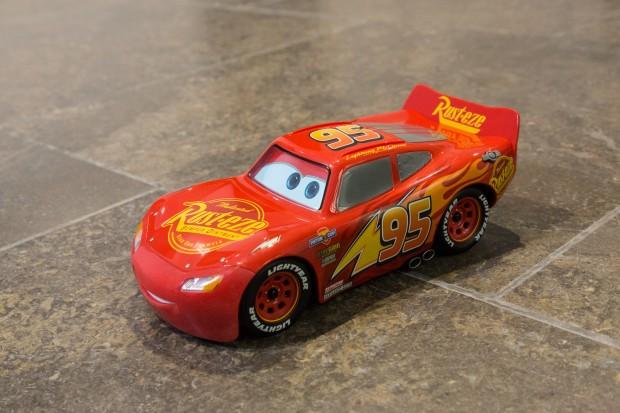 Lightning McQueen (Foto: Martin Wolf/Golem.de)