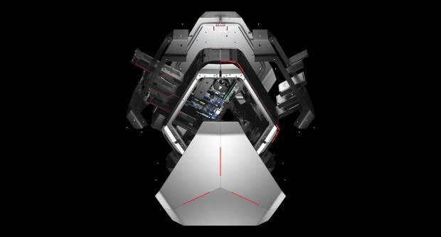 Area-51 (Bild: Alienware)