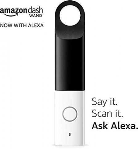 Dash Wand läuft mit Alexa. (Bild: Amazon)