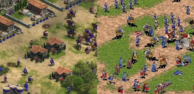 Age of Empires Definitive Edition (Screenshot: Microsoft)