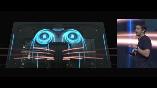 Präsentation des iMac Pro (Bild: Apple/Screenshot: Golem.de)
