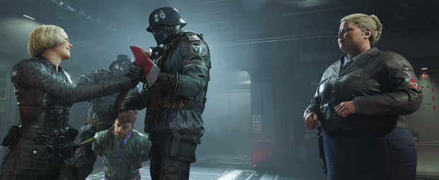 Wolfenstein - The New Colossus (Bild: Bethesda)