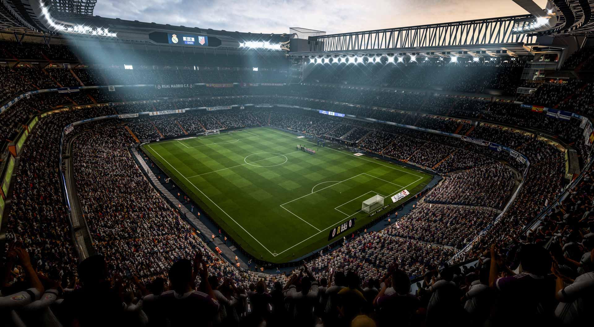 Fifa 18 Angespielt: Besser dribbeln und schöner bewegen - Fifa 18 (Bild: Electonic Arts)