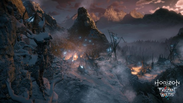 Horizon Zero Dawn: The Frozen Lands (Bild: Sony)