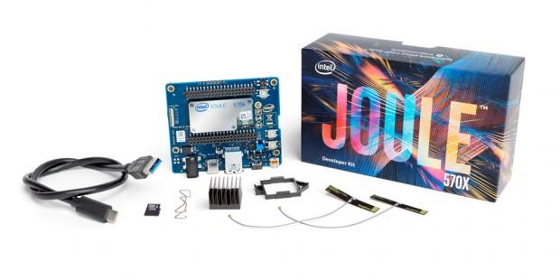 Joule-Plattform (Bild: Intel)