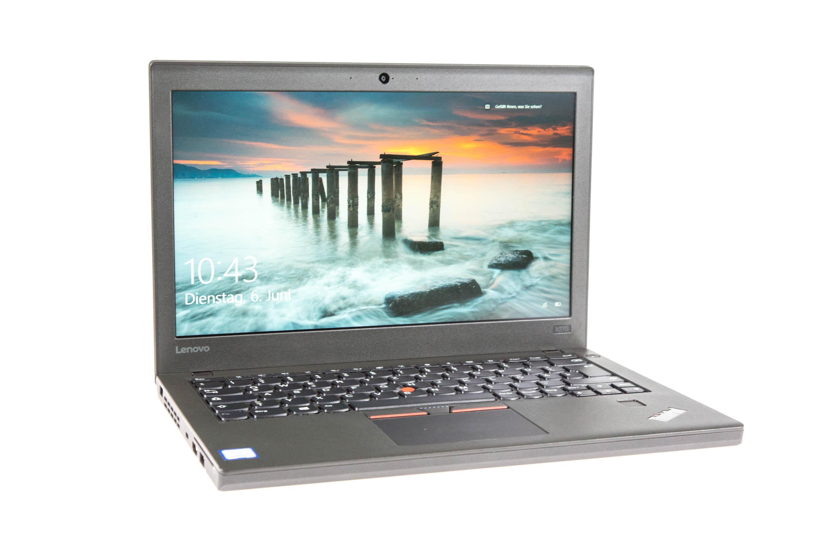 Thinkpad X270 im Test: Lenovos neuer alter Klassiker hat es immer noch drauf - Klassisch Thinkpad: Das X270 sieht mittlerweile alt aus. (Bild: Martin Wolf/Golem.de)