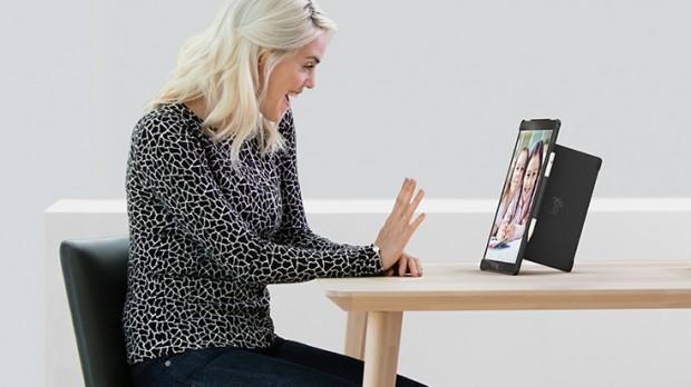Logitech Slim Combo iPad Pro Case (Bild: Logitech)