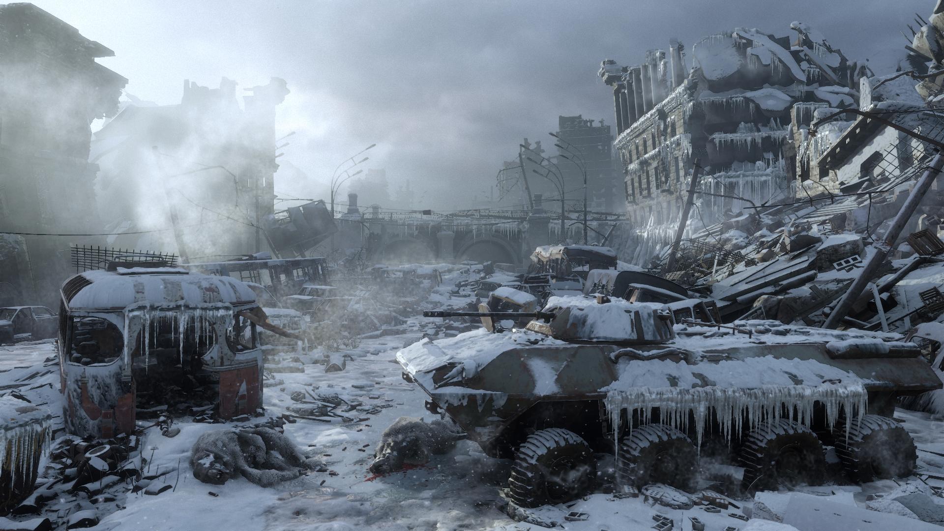 4A Games: Metro Exodus führt in Russlands Weiten - Metro Exodus (Bild: 4A Games)