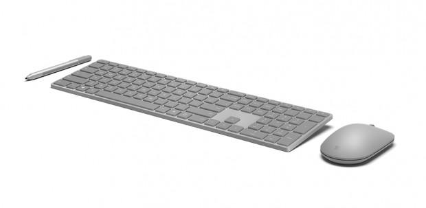 Das Modern Keyboard von Microsoft (Bild: Microsoft)