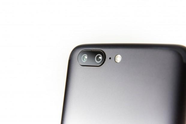 Das Five hat eine Dual-Kamera. (Bild: Martin Wolf/Golem.de)