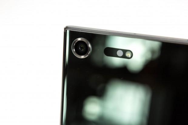 Die Kamera im Xperia XZ Premium kann Zeitlupenaufnahmen mit bis zu 960 Bildern/Sekunde anfertigen. (Bild: Martin Wolf/Golem.de)