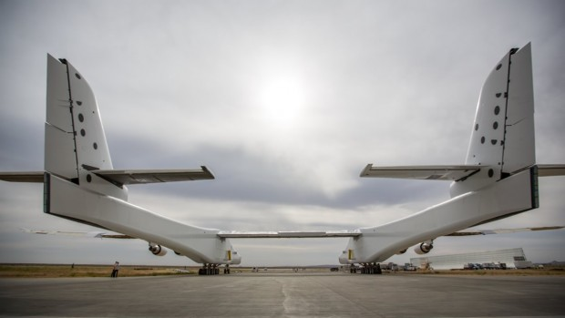 Stratolaunch (Bild: Vulcan Aerospace)