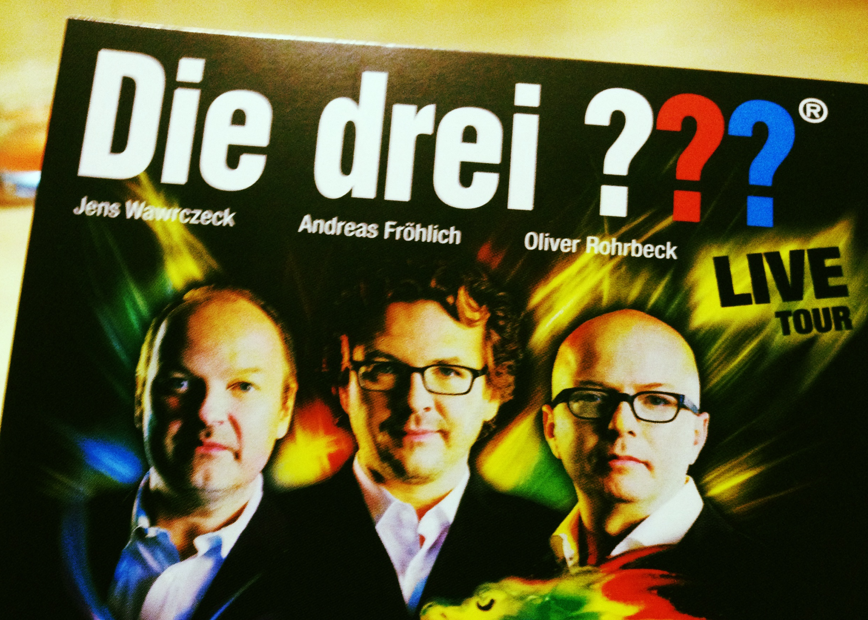 Amateur-Hörspiele: Drei Fragezeichen, TKKG - und jetzt komm' ich! -