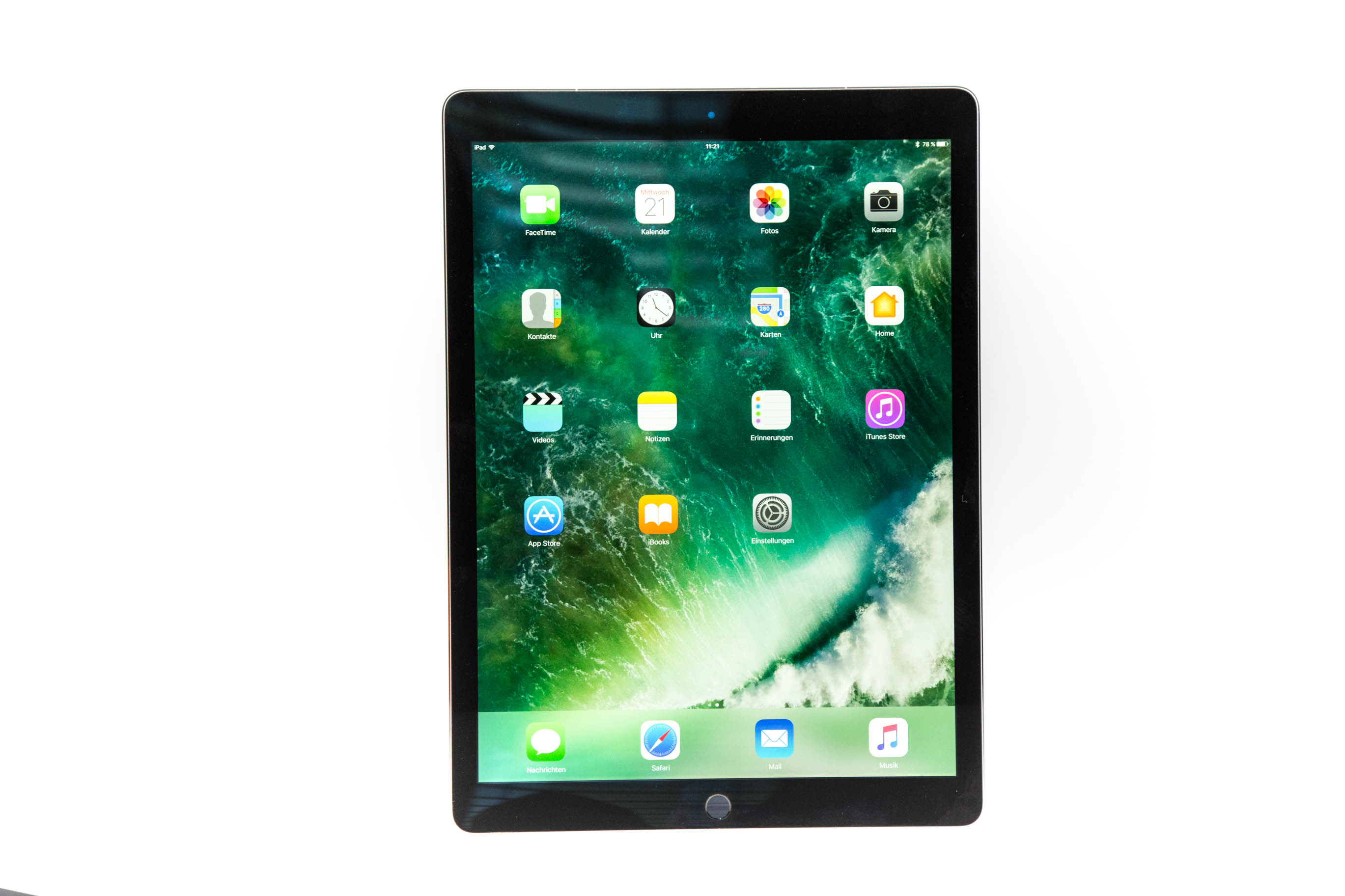 Neues iPad Pro im Test: Von der Hardware her ein Laptop - Das iPad Pro 12,9 (Bild: Martin Wolf/Golem.de)