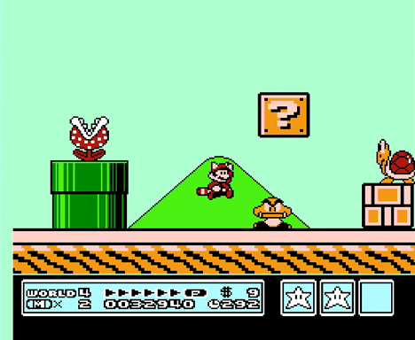 Super Mario Bros. 3 (Bild:Nintendo/Screenshot: Golem.de)