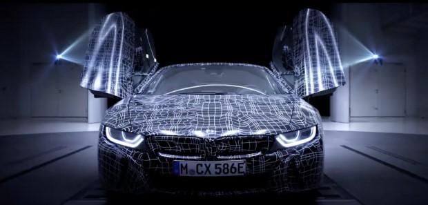 BMW i8 Roadster (Bild: BMW)