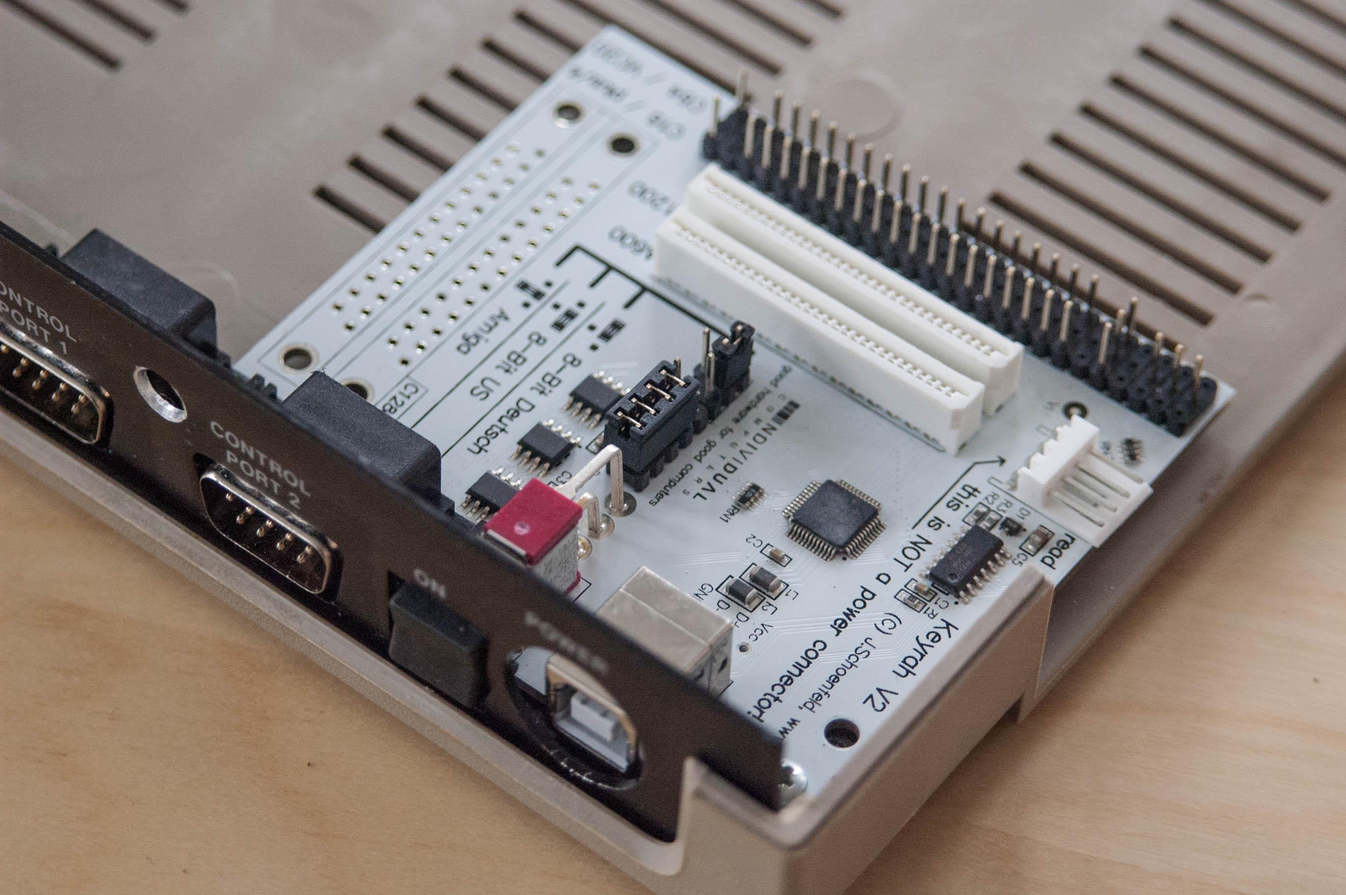 C64-Umbau mit dem Raspberry Pi: Die Wiedergeburt der Heimcomputer-Legende -