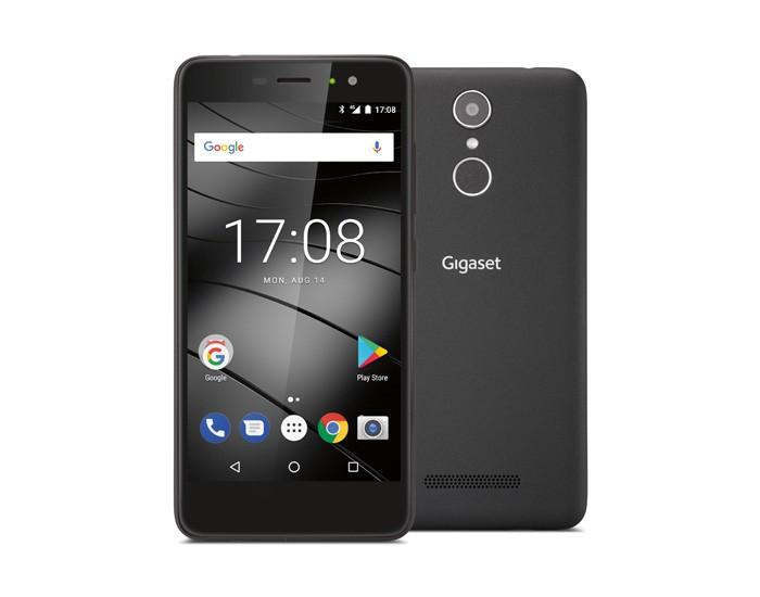 Gigaset GS170: Gigaset stellt neues Smartphone für 150 Euro vor - Das Gigaset GS170 (Bild: Gigaset)