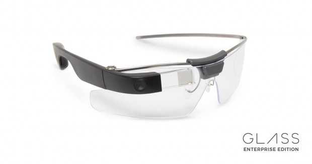 Die Google Glass Enterprise Edition (Bild: Alphabet)